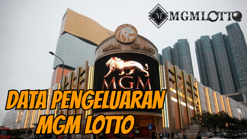 Data Pengeluaran MGM Lotto